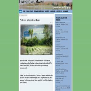 Town of Limestone